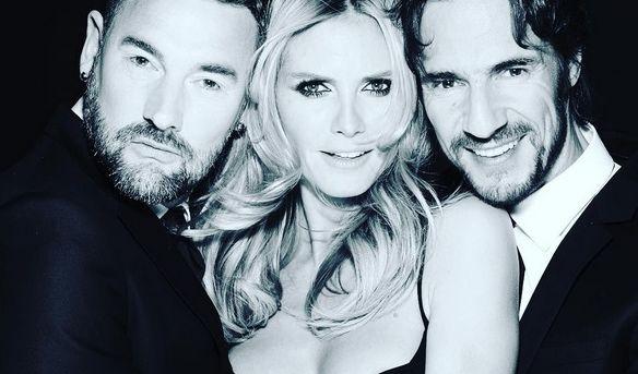 Heidis neue GNTM-Jury. Bild: Instagram/heidiklum